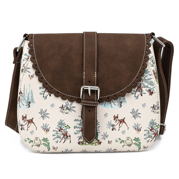 Loungefly Disney Bambi Scenes Crossbody