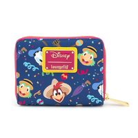 Loungefly Disney Three Caballeros Zip Around Wallet