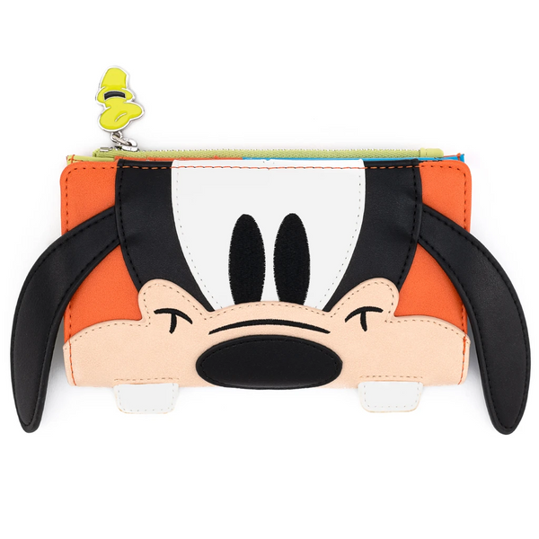 Loungefly Disney Goofy Flap Wallet