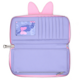 Loungefly Disney Daisy Duck Zip Around Wallet