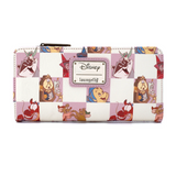 Loungefly Disney Princess Sidekicks Wallet