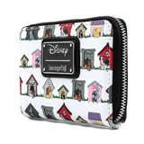 Loungefly Disney Dog Houses Wallet