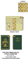 Loungefly Disney The Frog Prince Wallet PRE-ORDER, Price $40