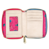 Loungefly Sleeping Beauty Floral Fairy Godmother Wallet