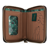 Loungefly Fox and Hound Tod and Copper Wallet