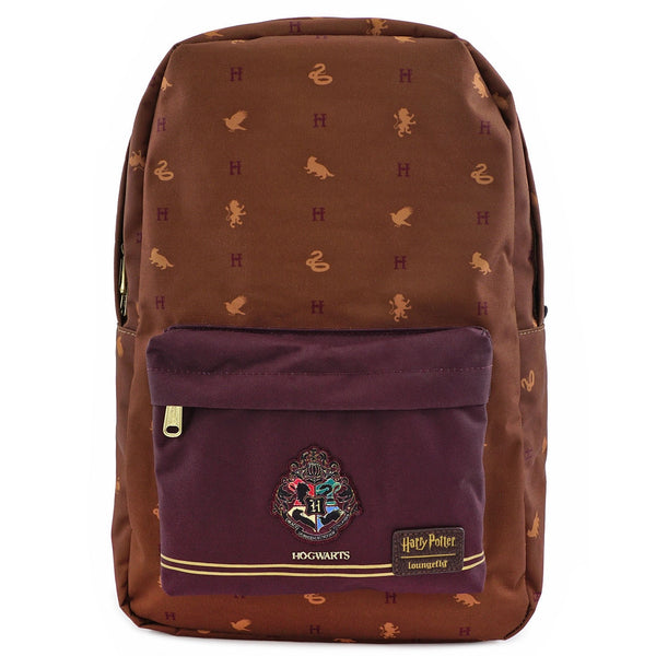 Loungefly Harry Potter Hogwarts Houses Backpack