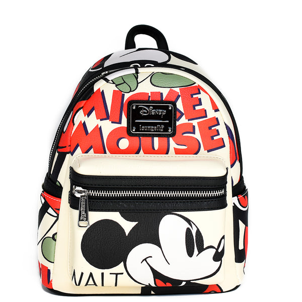 Loungefly Disney Mickey Classic Mini Backpack