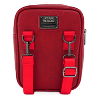Loungefly Star Wars Red Sith Trooper Crossbody Bag
