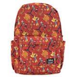 Loungefly Disney Emperors New Groove Nylon Backpack