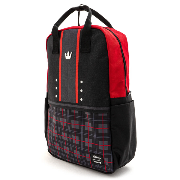 Loungefly Disney Kingdom Hearts Sora Nylon Backpack