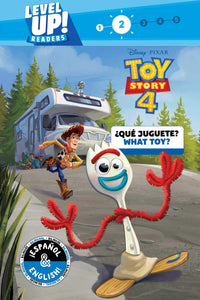 What Toy? / ¿Qué juguete? (English-Spanish) (Disney/Pixar Toy Story 4)