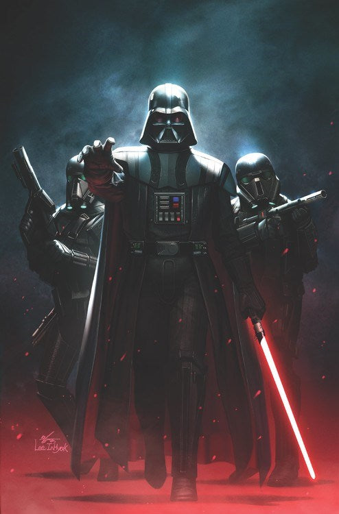 Star Wars: Darth Vader by Greg Pak Vol. 1 : Dark Heart of the Sith