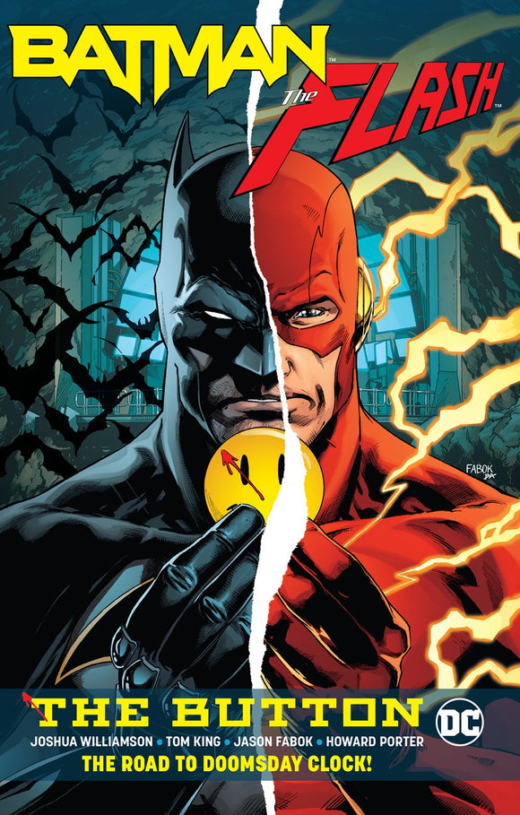 Batman/Flash: The Button