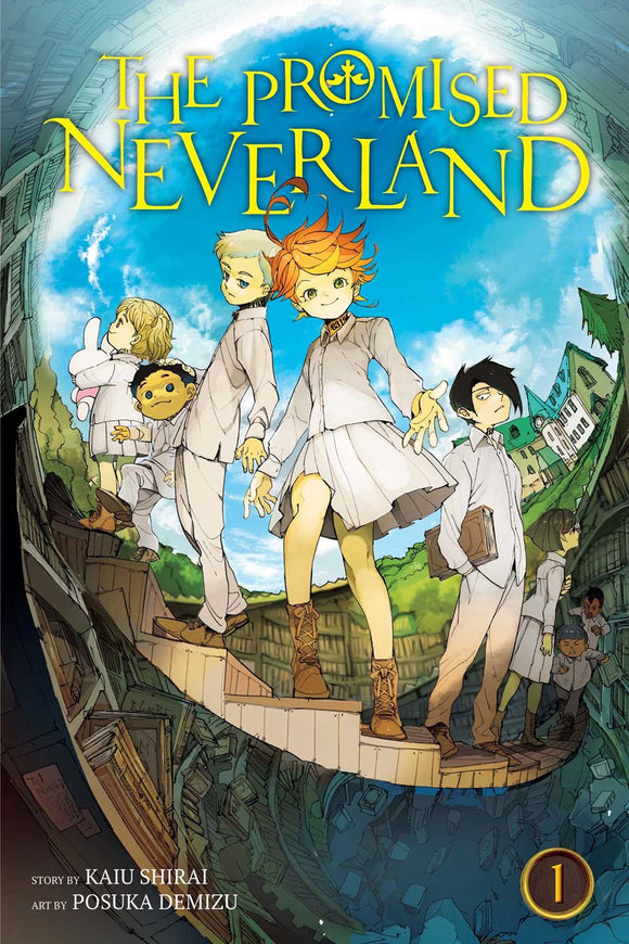The Promised Neverland, Vol. 1 : Grace Field House