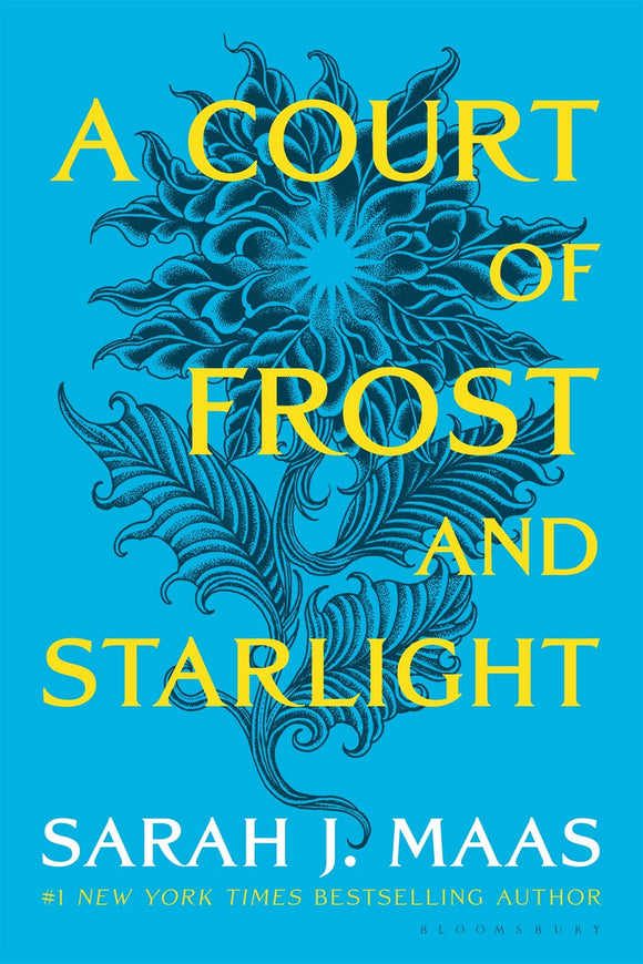 A Court of Frost and Starlight (A Court of Thorns and Roses Book 8)