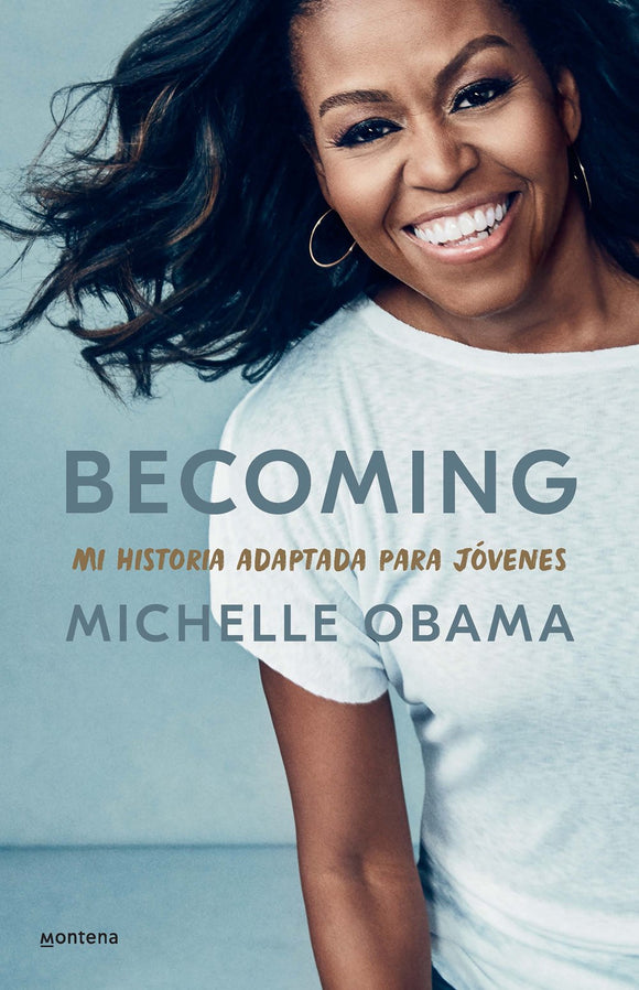 Becoming. Mi historia adaptada para jóvenes