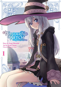 Wandering Witch (Manga) 01 : The Journey of Elaina