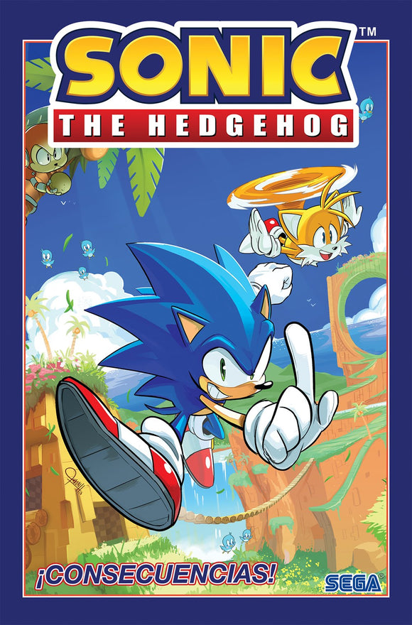 Sonic The Hedgehog, Vol. 1: ¡Consecuencias!