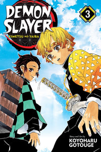 Demon Slayer: Kimetsu no Yaiba, Vol. 3 : Believe in Yourself