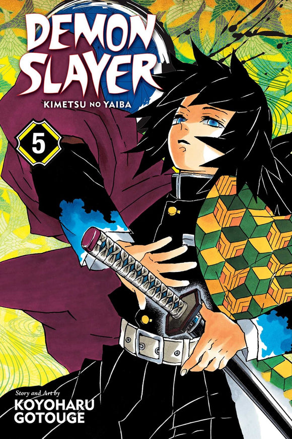 Demon Slayer: Kimetsu no Yaiba, Vol. 5 : To Hell