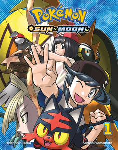 Pokémon: Sun & Moon, Vol. 1