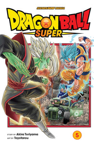 Dragon Ball Super, Vol. 5