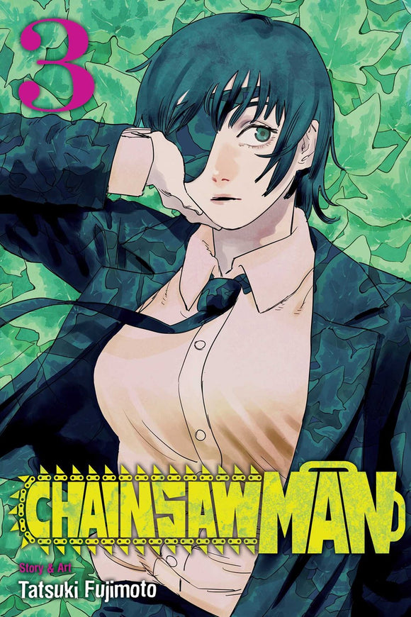 Chainsaw Man, Vol. 3