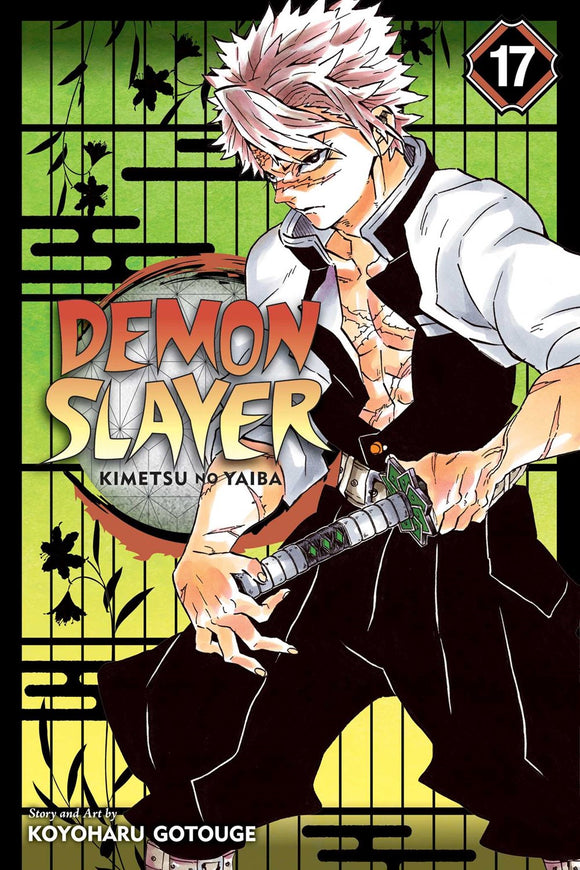 Demon Slayer: Kimetsu no Yaiba, Vol. 17