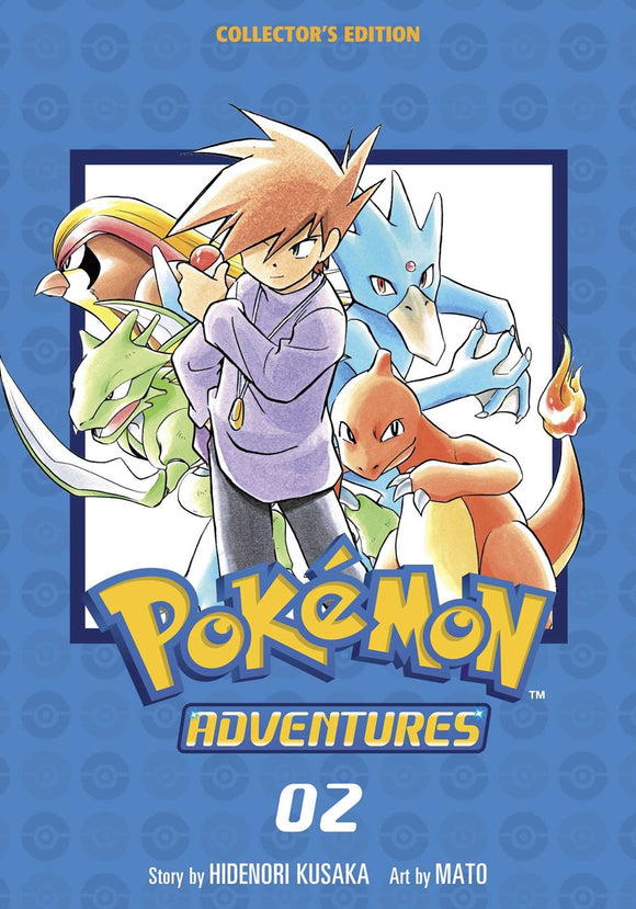 Pokémon Adventures Collector's Edition, Vol. 2