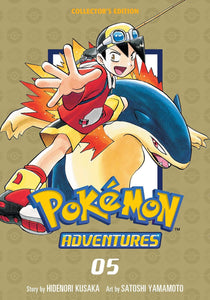 Pokémon Adventures Collector's Edition, Vol. 5