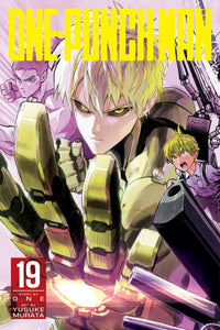 One-Punch Man, Vol. 19