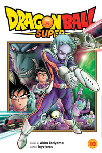 Dragon Ball Super, Vol. 10