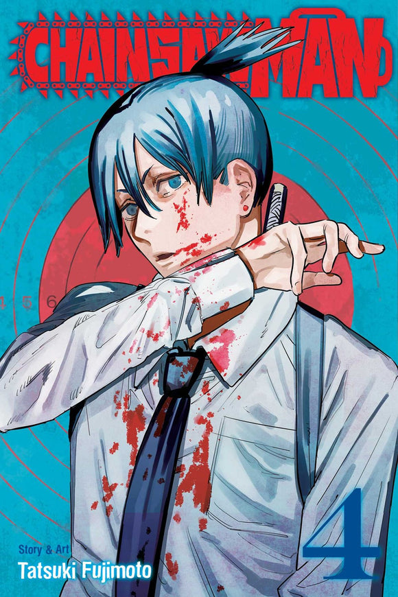 Chainsaw Man, Vol. 4