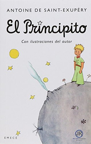 El Principito / The Little Prince (JR Blue edition)