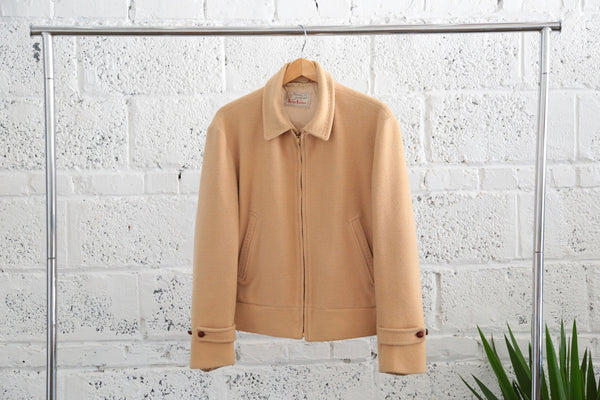 Vintage Sportswear by Irvin Foster Bomber Jacket - Terminology