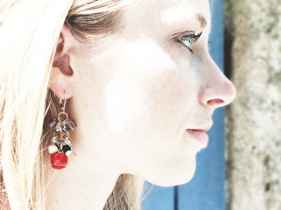 Mocak Dangle Earrings - Terminology