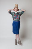 Vintage 1970s Ribbon Belt Pencil Skirt - Terminology
