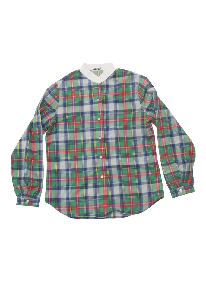Vintage Exclusive Designs by Donn Kenny Plaid Shirt - Terminology