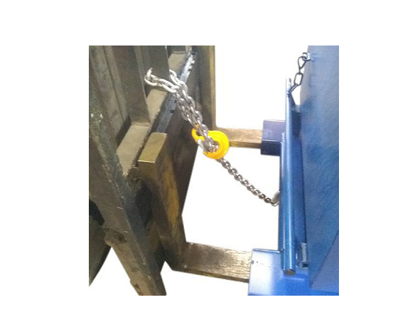 Forklift Skip Safety Chain
