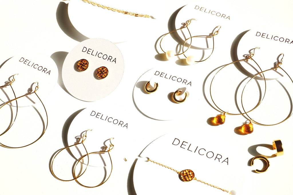Holiday Gift Guide: Shop High Quality Picks Under $50 | Delicora Jewelry