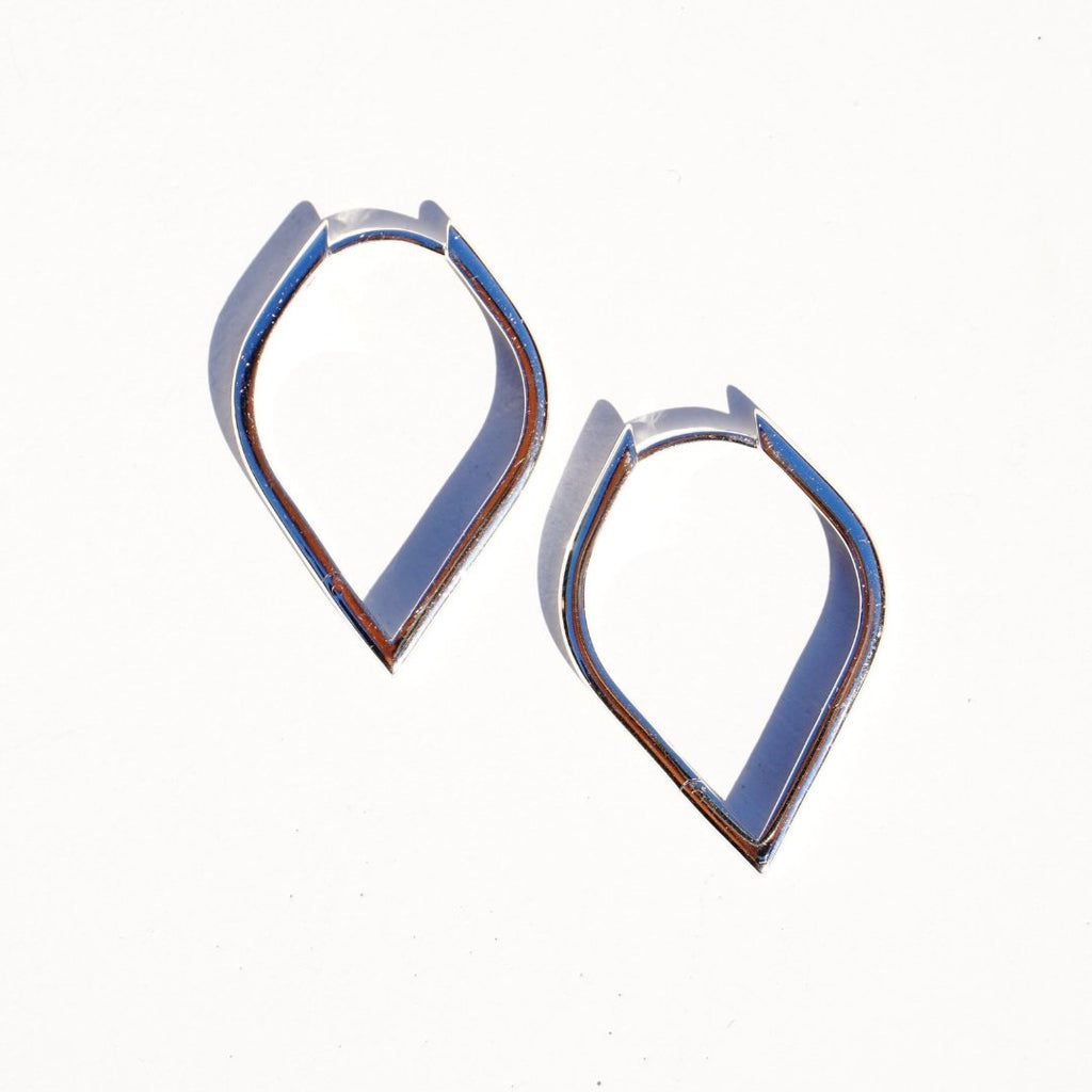 Cora Hoops - Delicora Jewelry