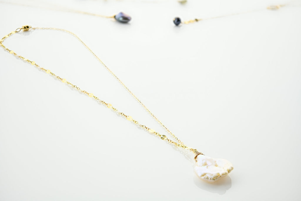 Darya Necklace - Delicora Jewelry