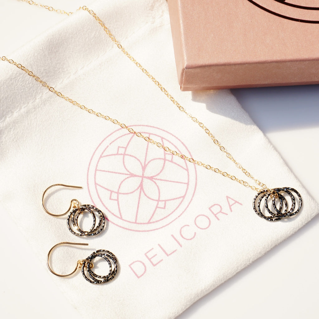 Helen Set - Delicora Jewelry