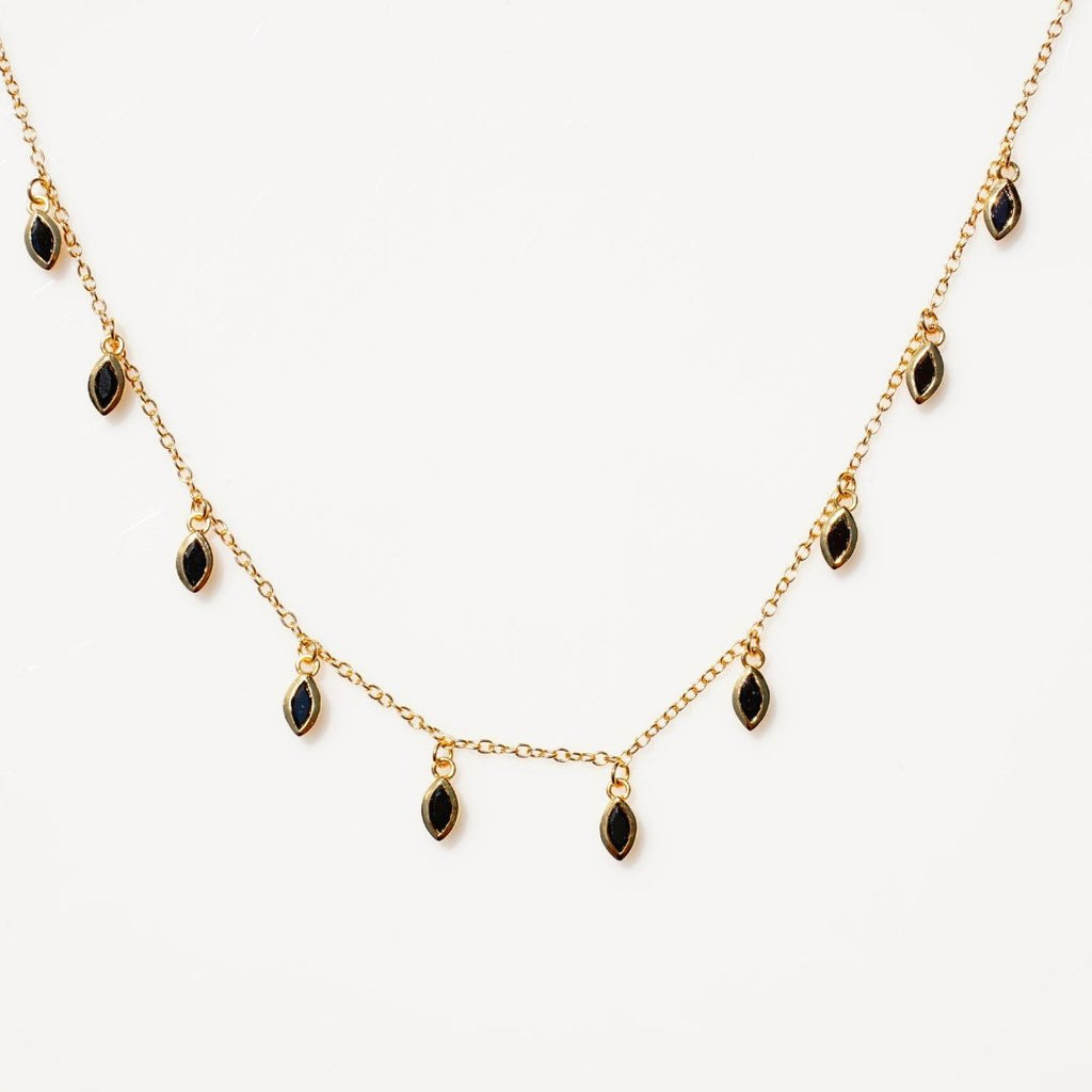 Josephine Necklace - Delicora Jewelry