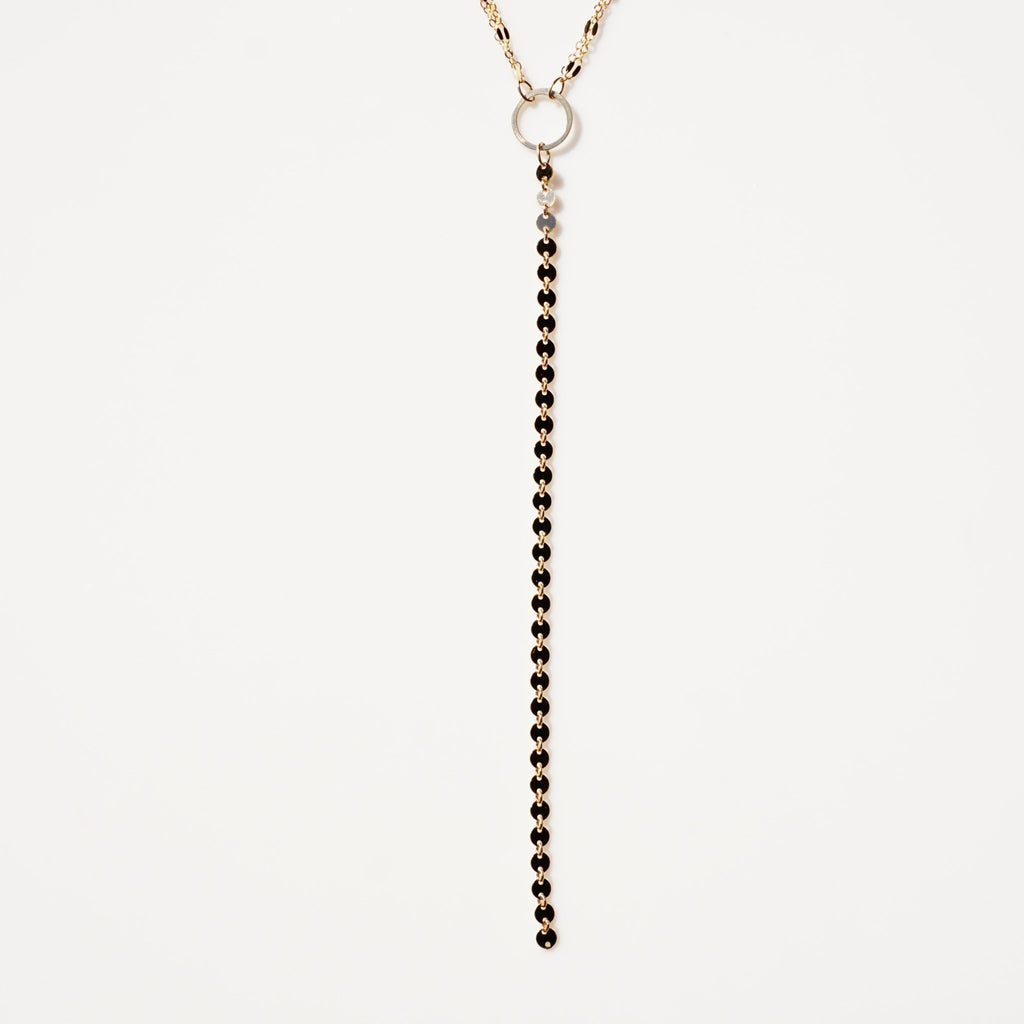 Long Beach Necklace - Delicora Jewelry