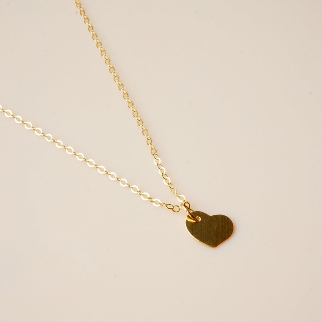 Love Necklace - 100% Donated to Color of Change - Delicora Jewelry