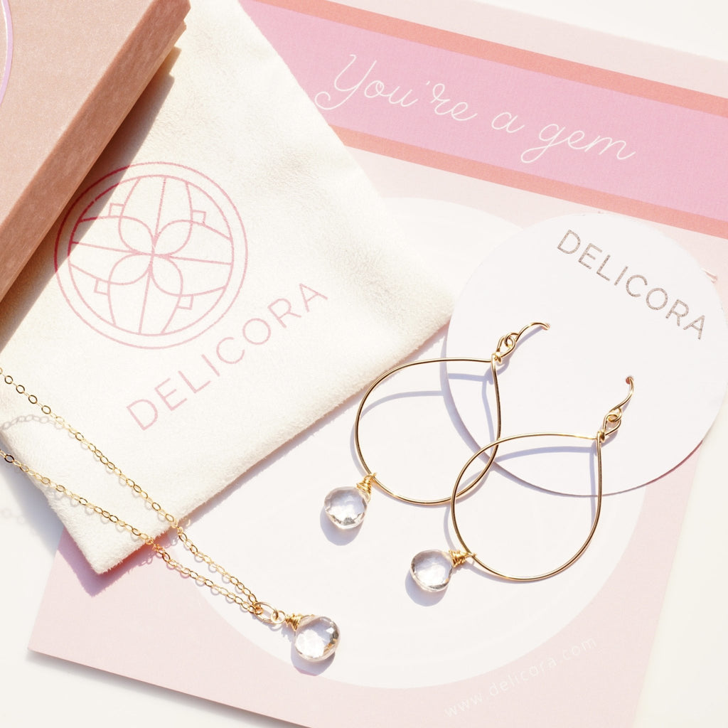 Newport Set - Delicora Jewelry