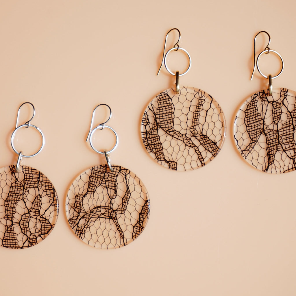 Posh Hoops - Delicora Jewelry
