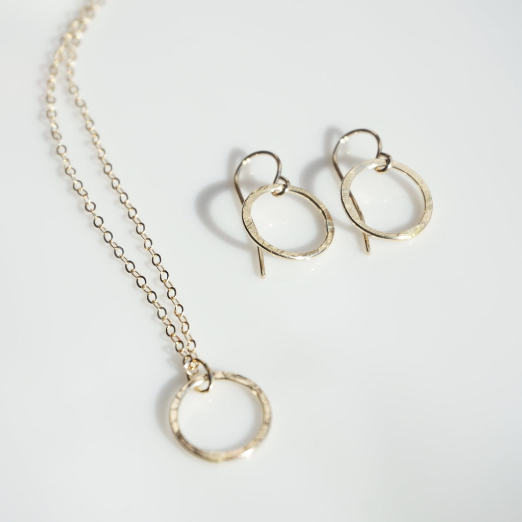 Santa Cruz Jewelry Set - Delicora Jewelry