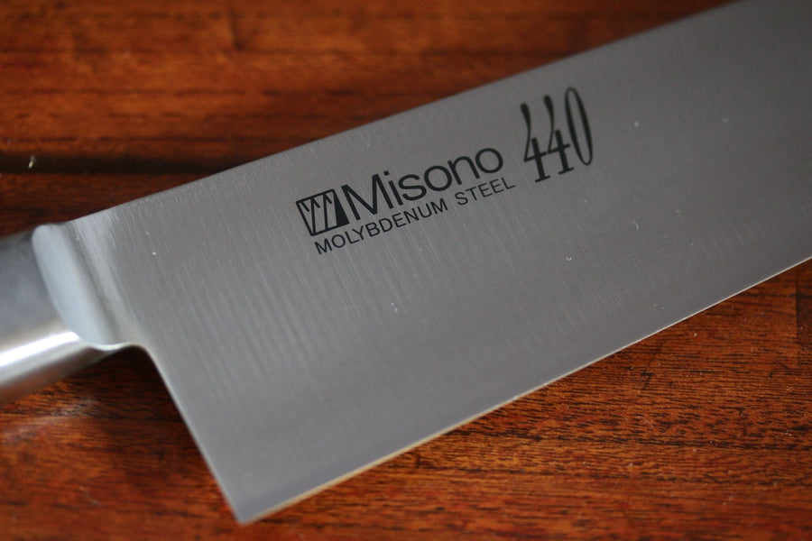 Misono 440 Gyuto Chromium and Molybdenum Steel Japanese Knife - Japanny - Best Japanese Knife
